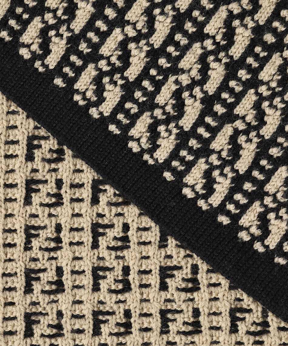 Fendi FXS124 AFHN 30X180 Sciarpa 2