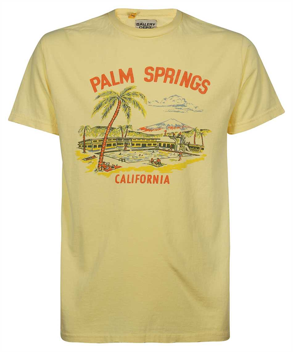 Gallery Dept. GD PST 1045 PALM SPRINGS T-shirt 1