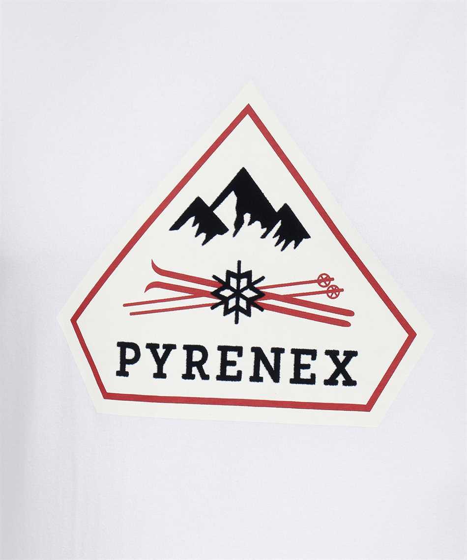 PYRENEX HMP024 KAREL T-shirt 3