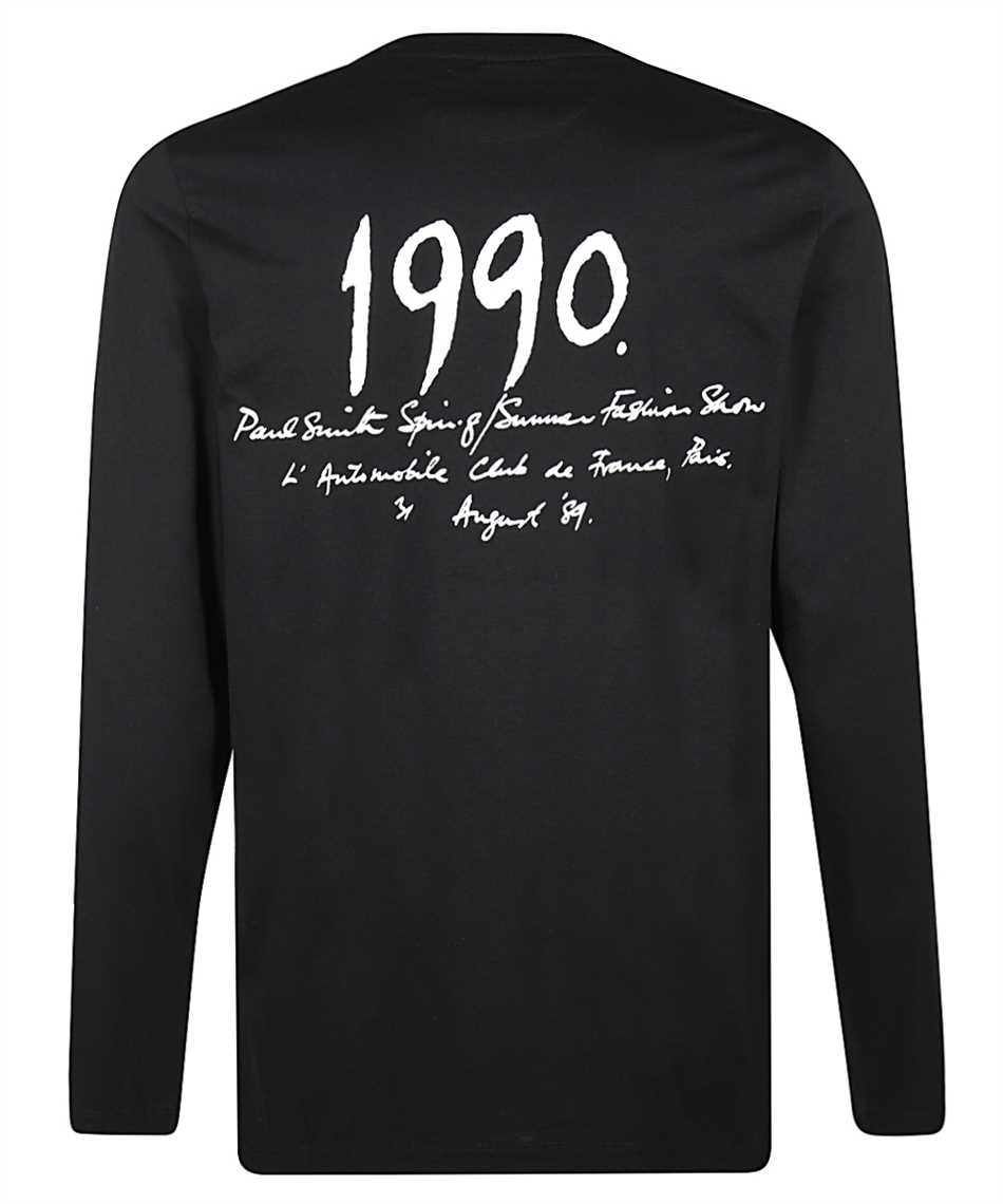 Paul Smith M1R 396U GREEN APPLE T-Shirt 2
