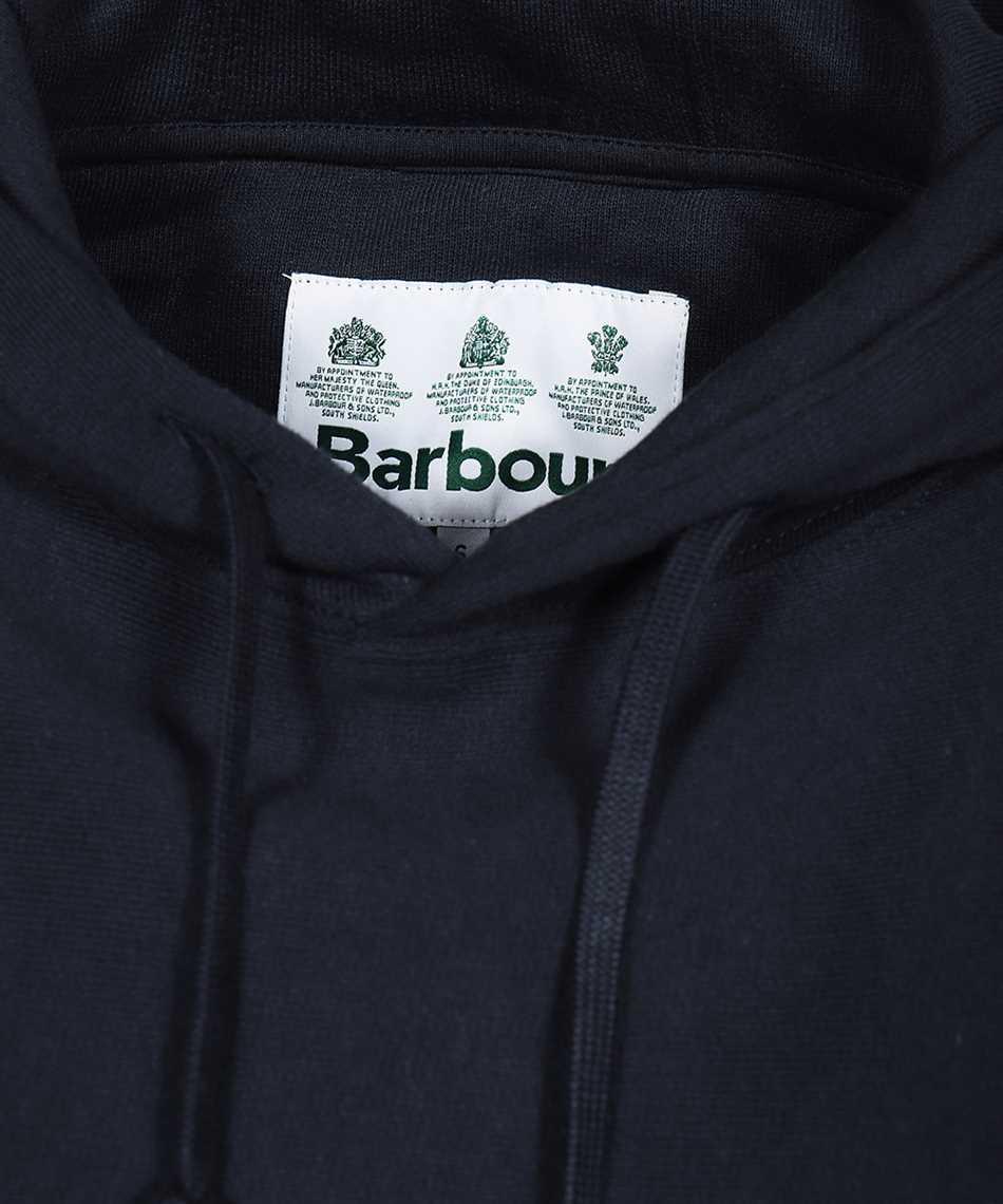 Barbour MOL0307NY91 ISLE POP OVER Felpa 3