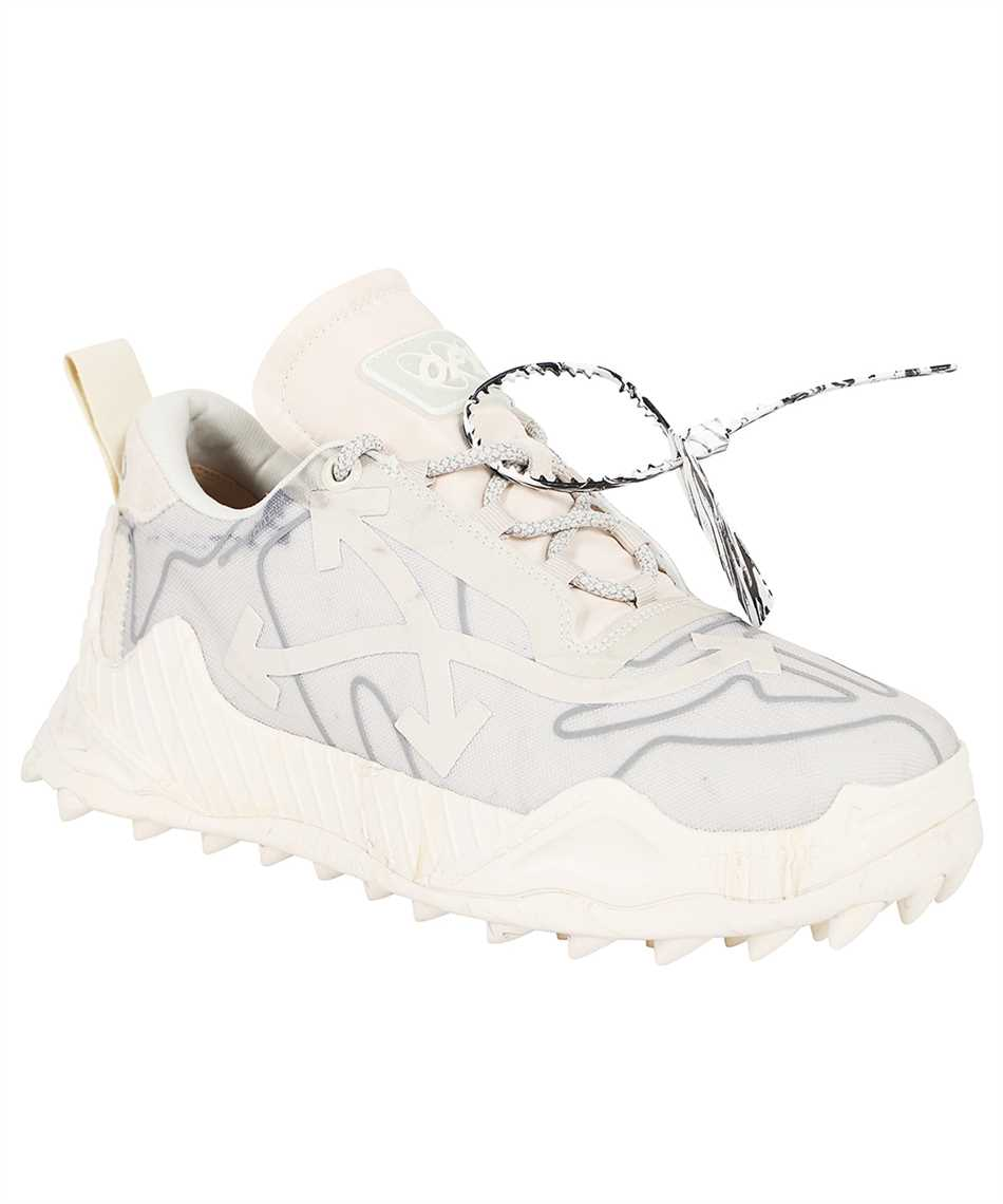 Off-White OMIA139F21FAB001 ODSY MESH Sneakers 2