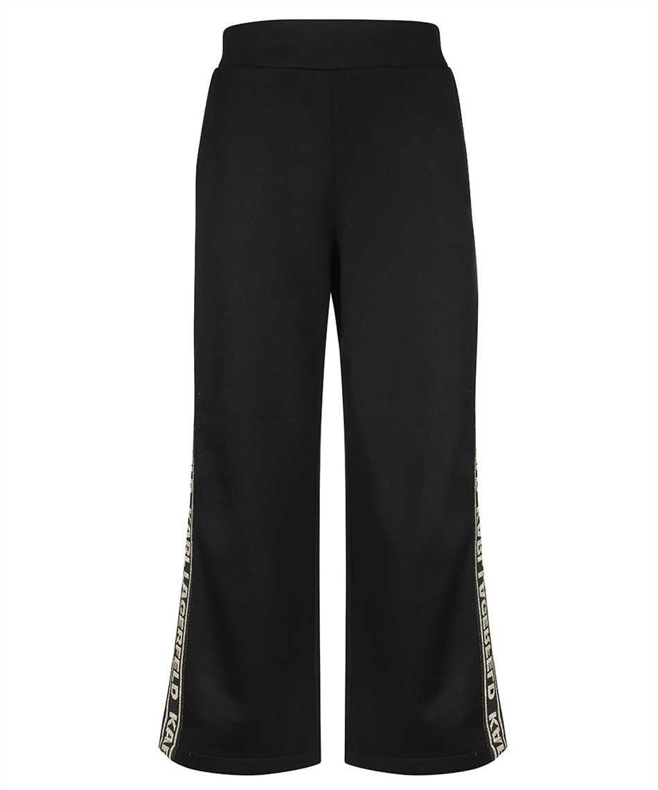 Karl Lagerfeld 211W1062 LOGO TAPE Pantalone 1