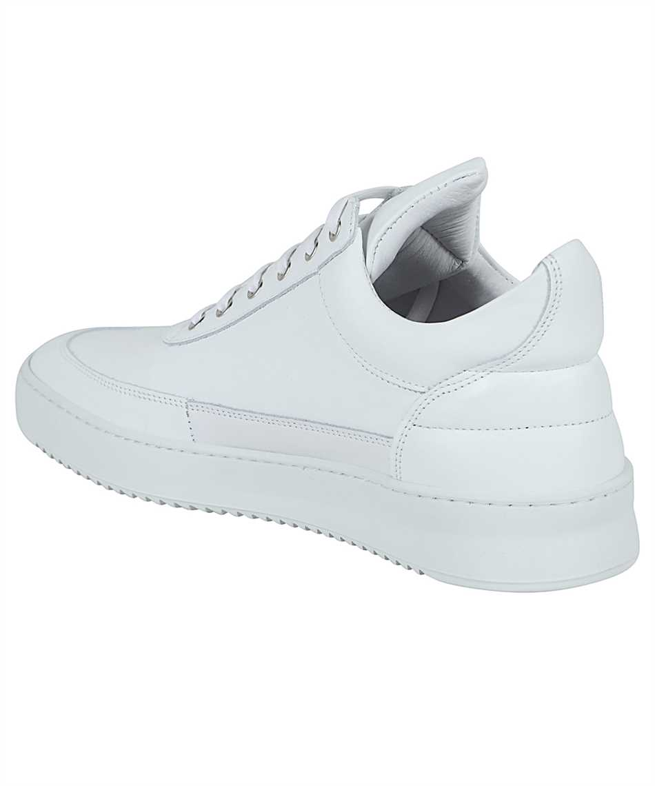 Filling Pieces 25121721855 LOW TOP RIPPLE NAPPA ALL WHITE Sneakers 3