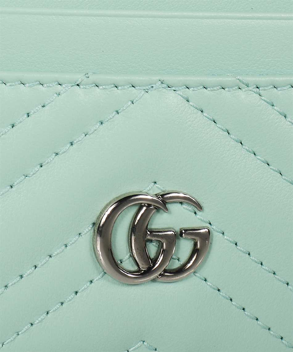 Gucci 443127 DTD1P GG MARMONT Card holder 3