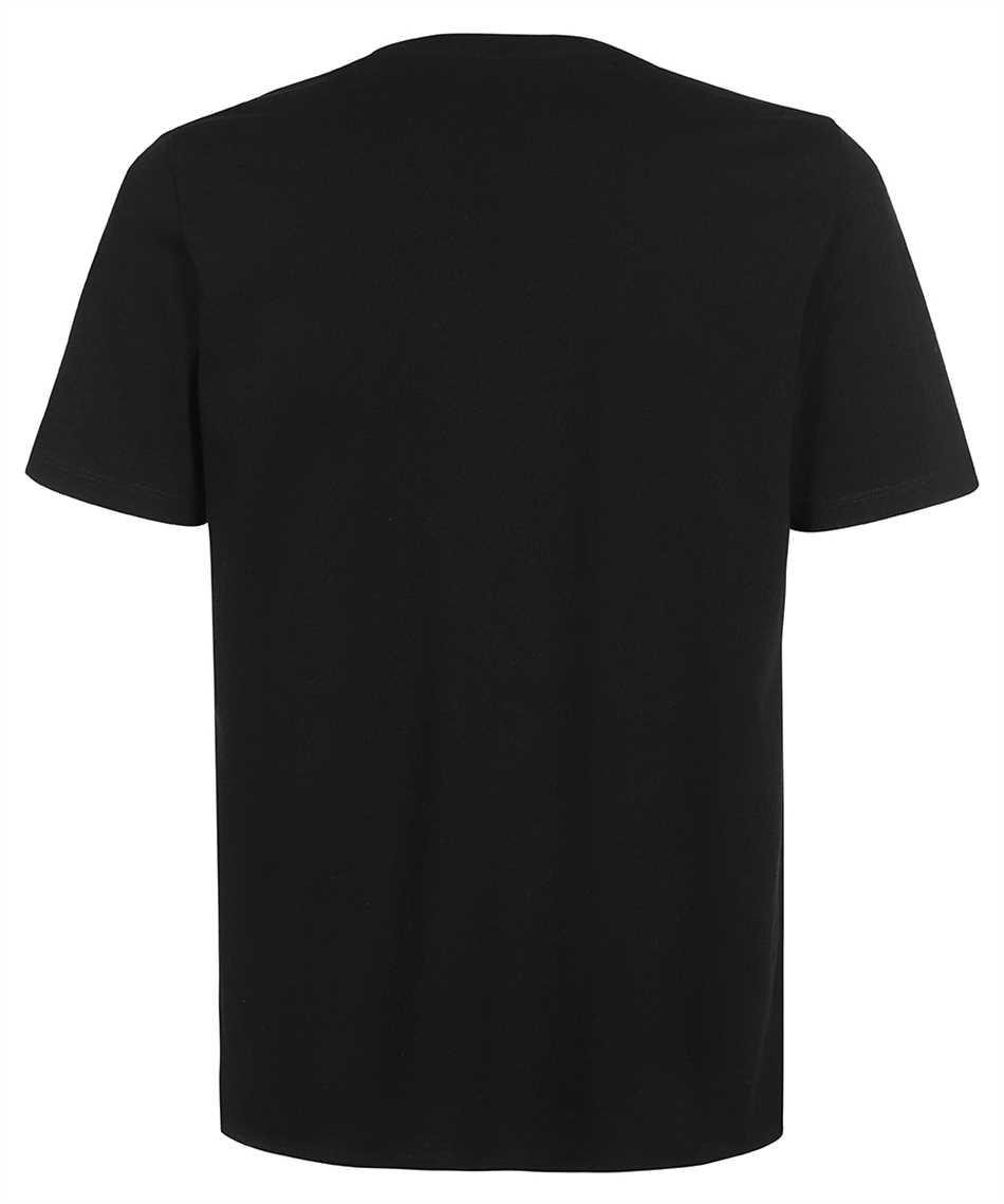 Saint Laurent 665271 Y36HP OPTICAL ILLUSION T-shirt 2