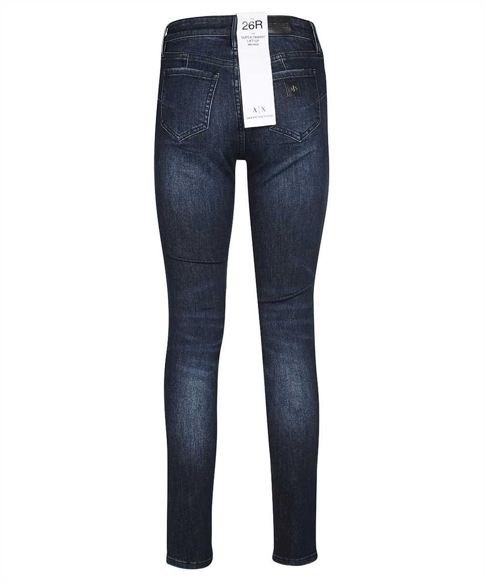Armani Exchange 6KYJ69 Y1DRZ SUPER SKINNY LIFT-UP Jeans 2