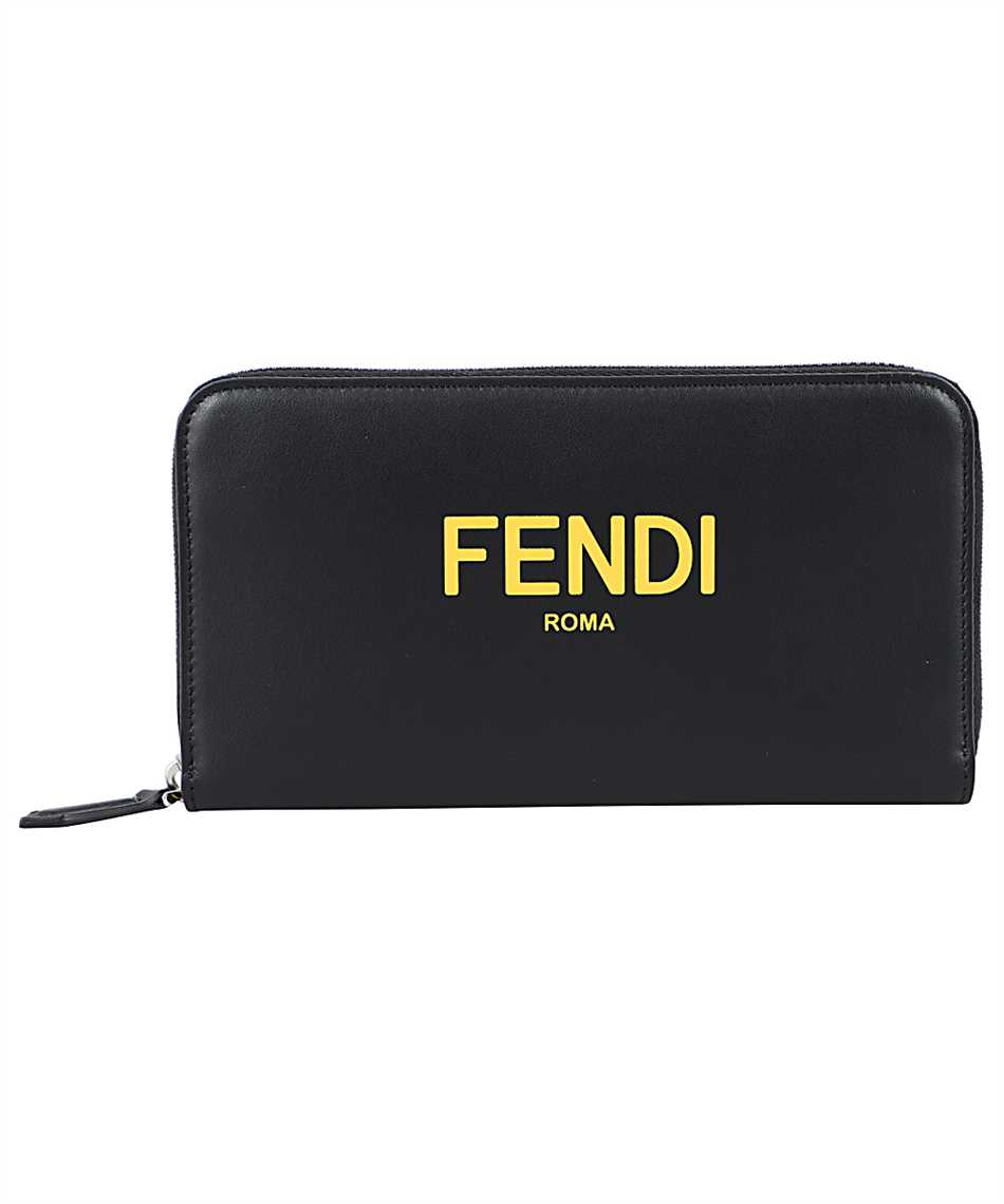 Fendi 7M0210 ADM8 ZIP-AROUND Wallet 1
