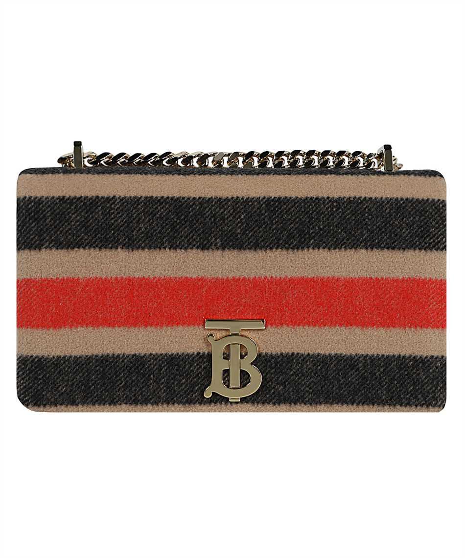 Burberry 8036797 SMALL STRIPED WOOL LOLA Bag 1