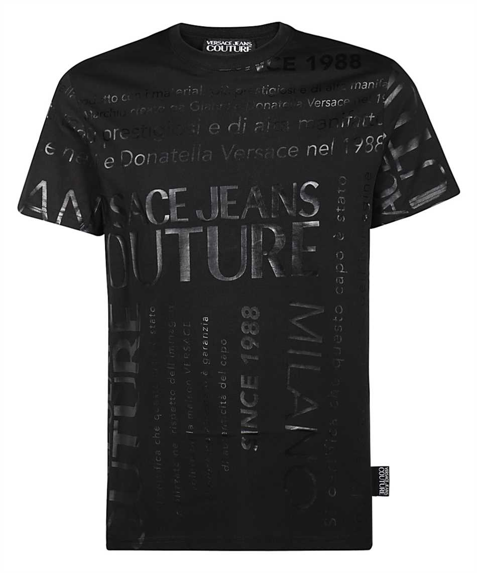 Versace Jeans Couture B3 GZA7TL 30319 T-shirt 1