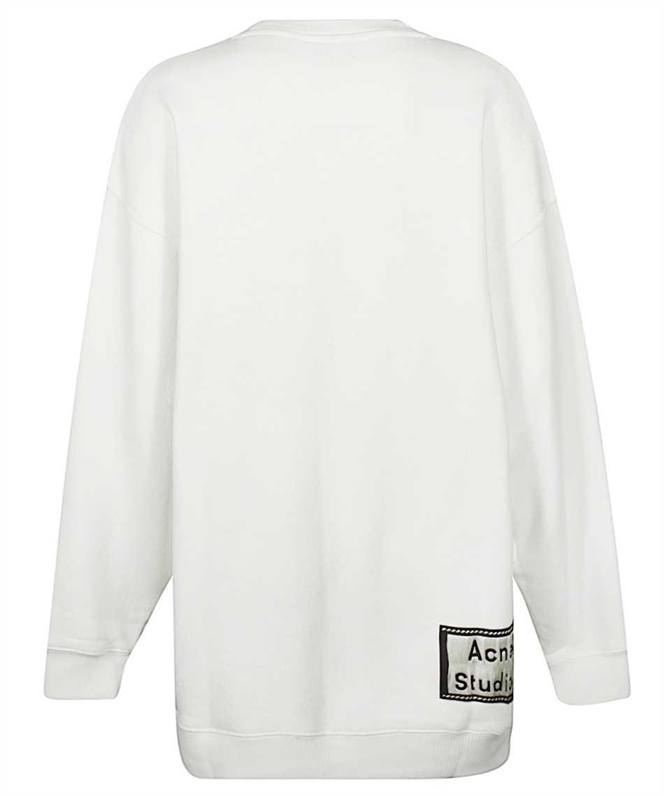 Acne FN-WN-SWEA000082 LOGO LABEL Sweatshirt 2