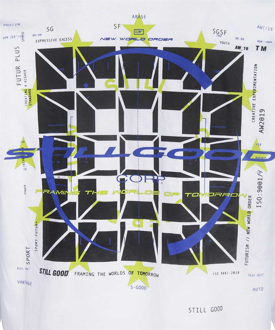 Still Good PROJECTION LS TEE T-Shirt 3