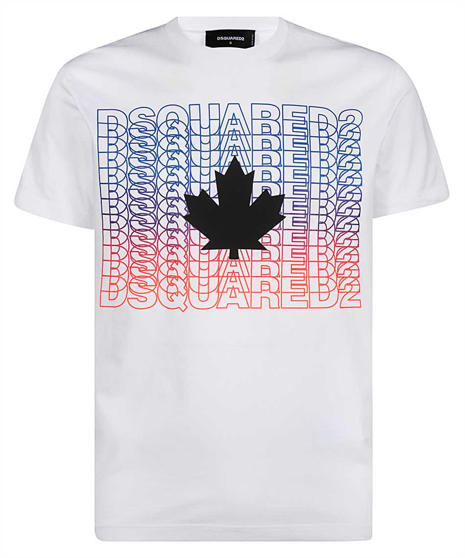 Dsquared2 S74GD0830 S22427 T-Shirt 1