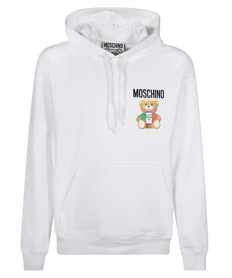 Moschino V1734 2027 ITALIAN TEDDY BEAR Hoodie 1