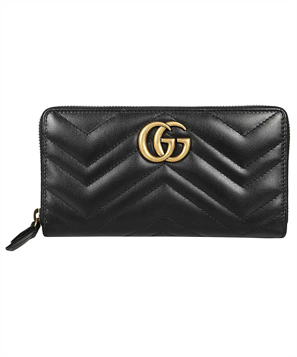 Gucci 443123 DTD1T GG MARMONT Wallet 1