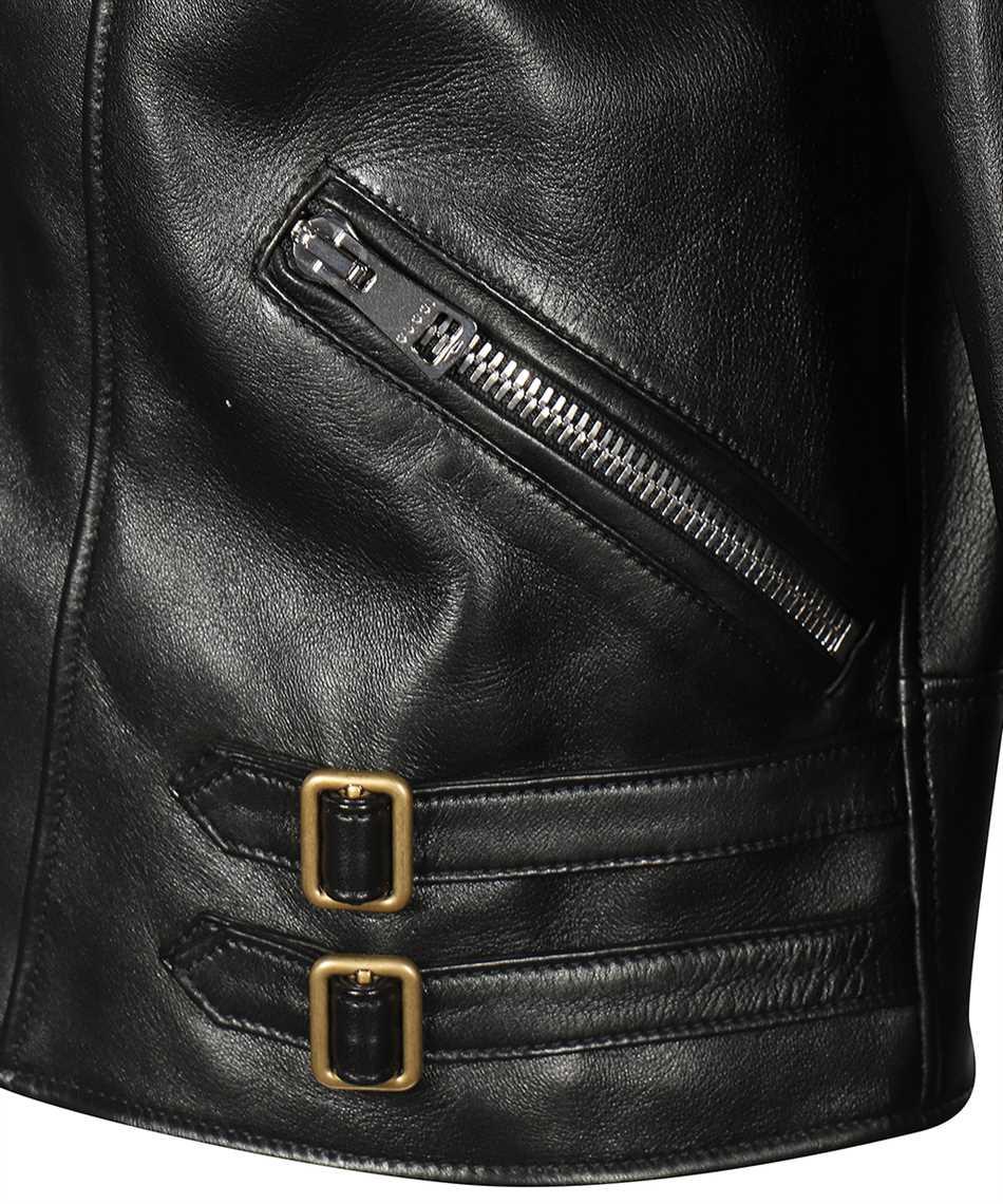 Gucci 629189 XN336 BIKER FRENCH Jacket 3