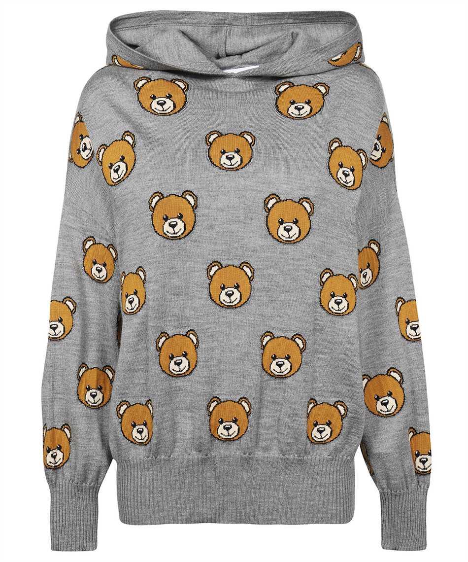 Moschino A 0905 5508 Kapuzen-Sweatshirt 1
