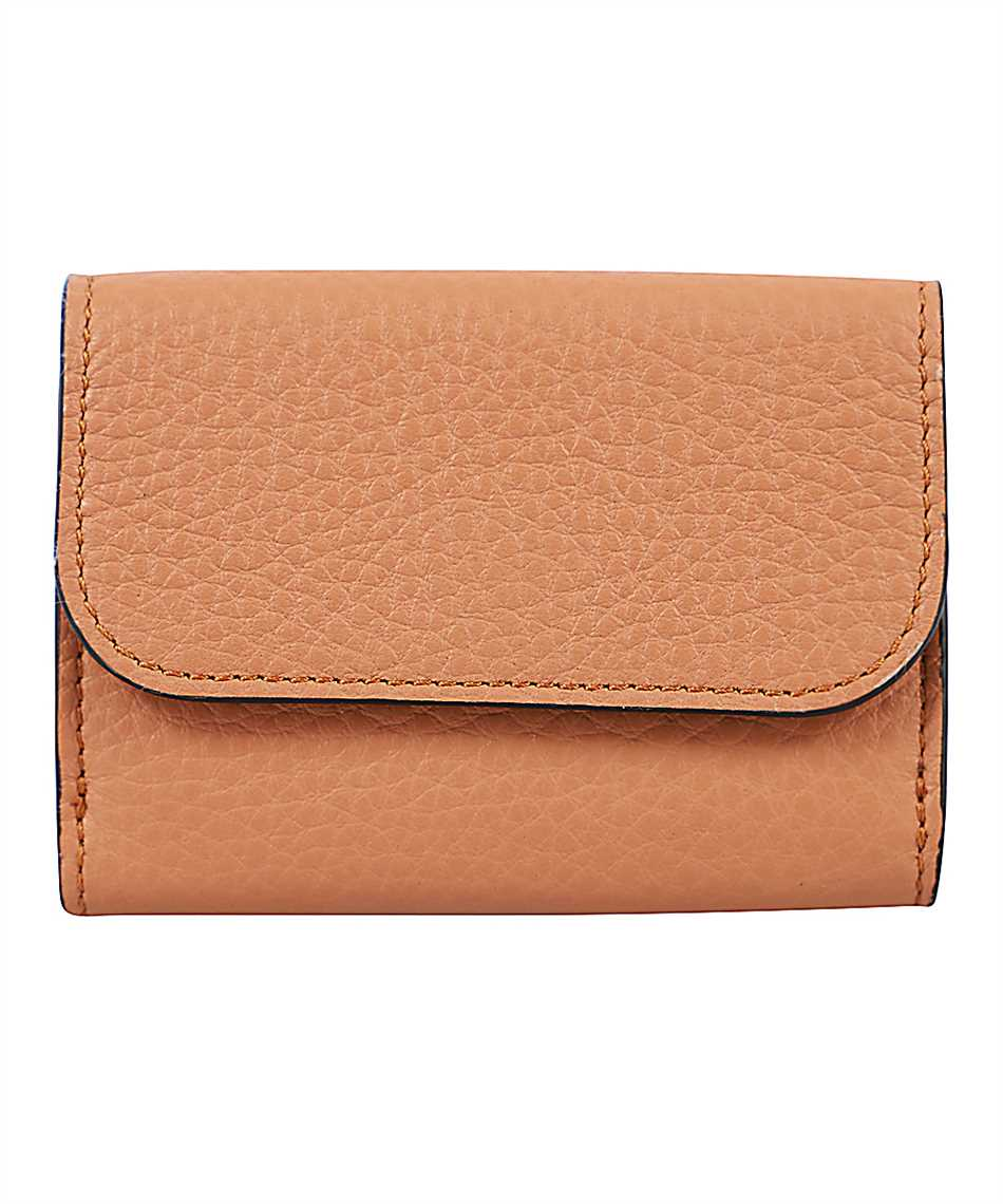 Chloé CHC17UP719H9Q ALPHABET MINI TRI-FOLD Wallet 2