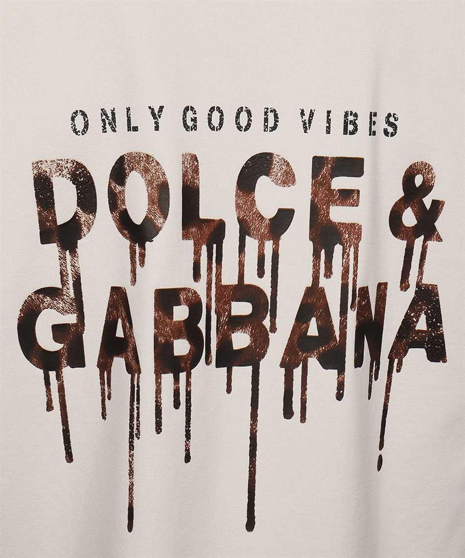 Dolce & Gabbana G8MZ0Z FUGK4 T-Shirt 3