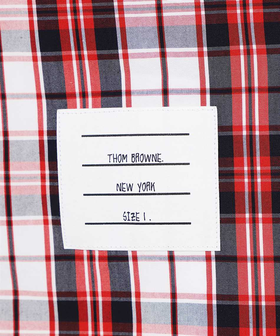 Thom Browne MWL272A 07498STRAIGHT FIT  Hemd 3