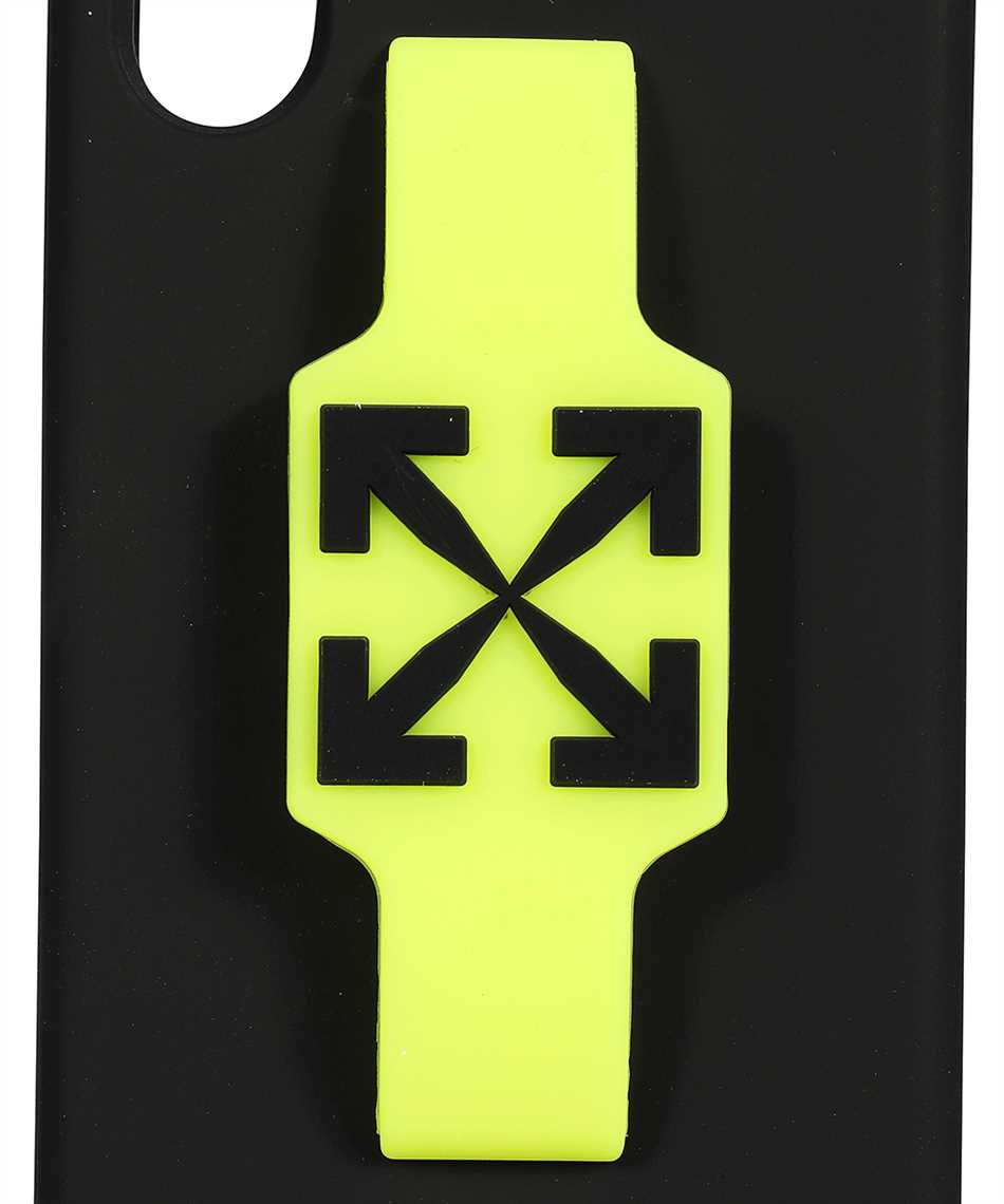 Off-White OMPA013R20294020 FINGER GRIP iPhone XS cover 3