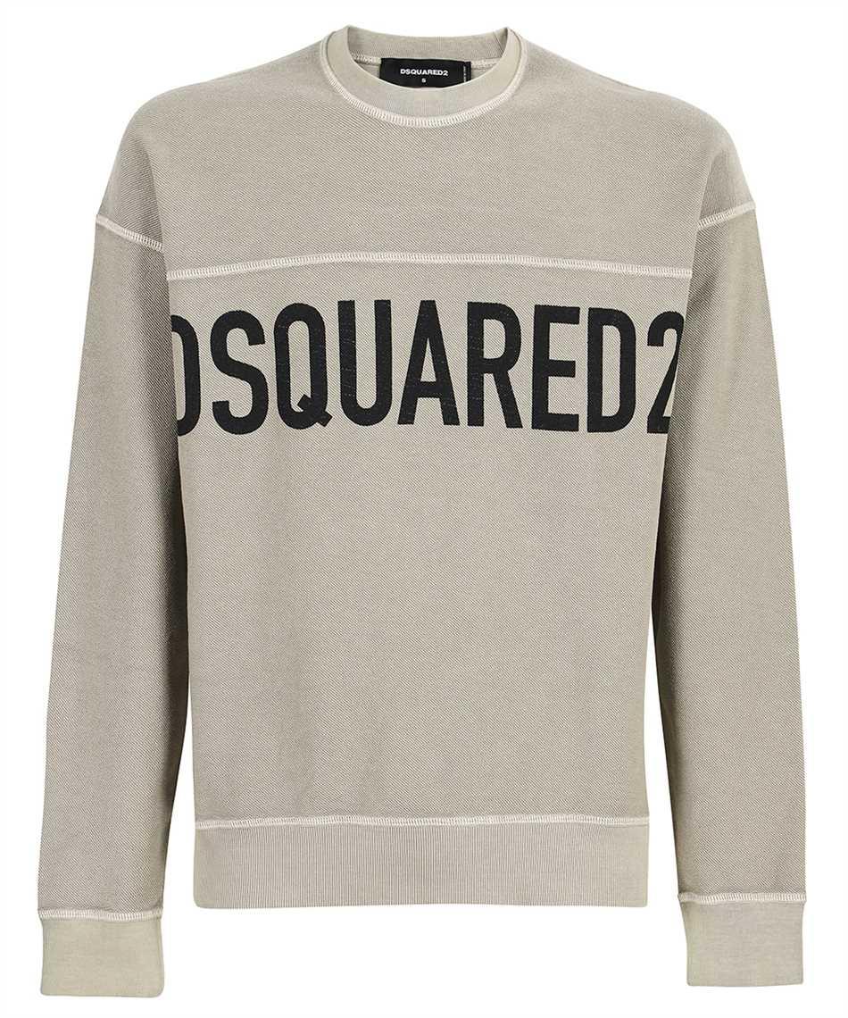 Dsquared2 S74GU0536 S25462 2-TONE COOL Sweatshirt 1
