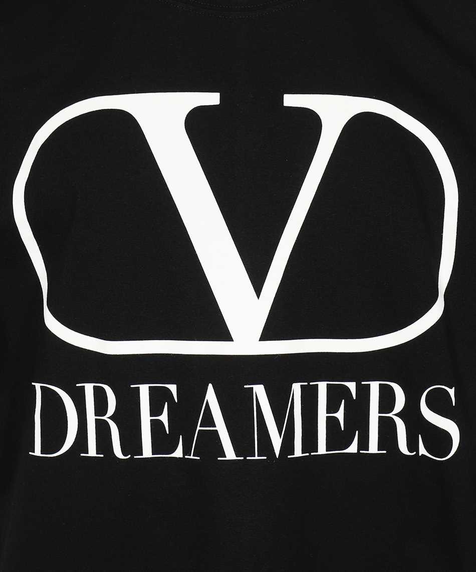 Valentino TV0MG06B681 VLOGO DREAMERS T-shirt 3
