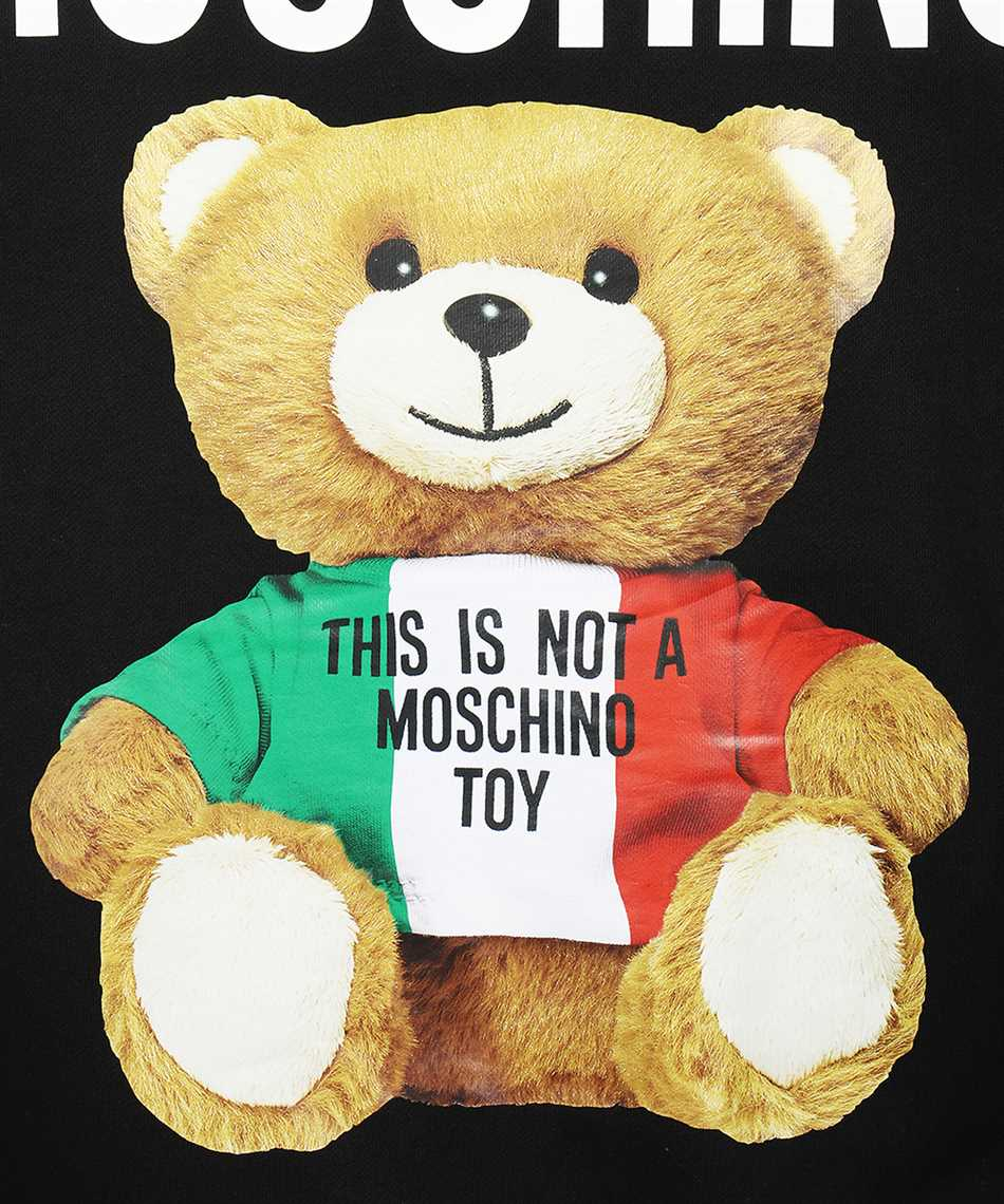 Moschino V1734 2027 ITALIAN TEDDY BEAR Hoodie 3