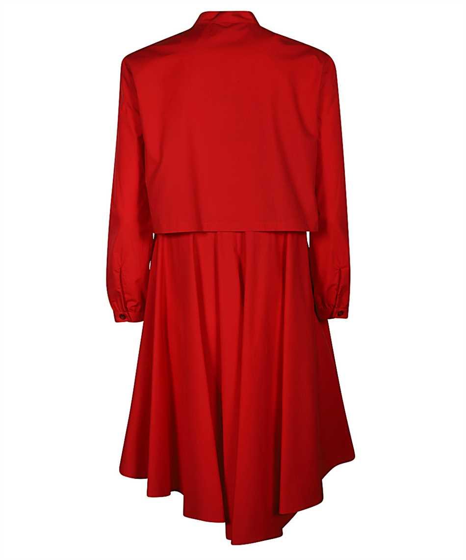 Emporio Armani 3H2A77 2N0FZ POPLIN Kleid 2