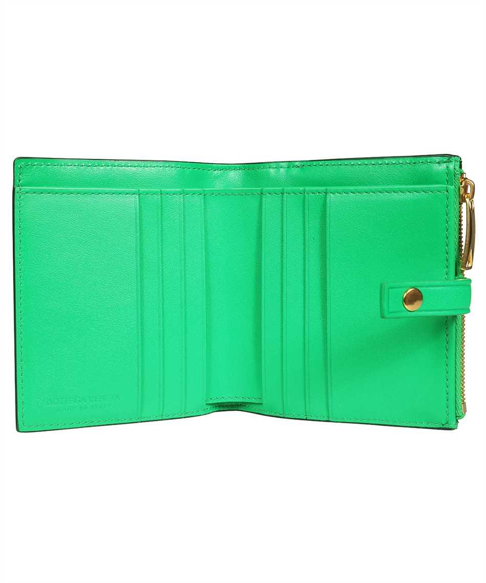 Bottega Veneta 600270 VCPP8 SMALL BI-FOLD ZIP Wallet 3