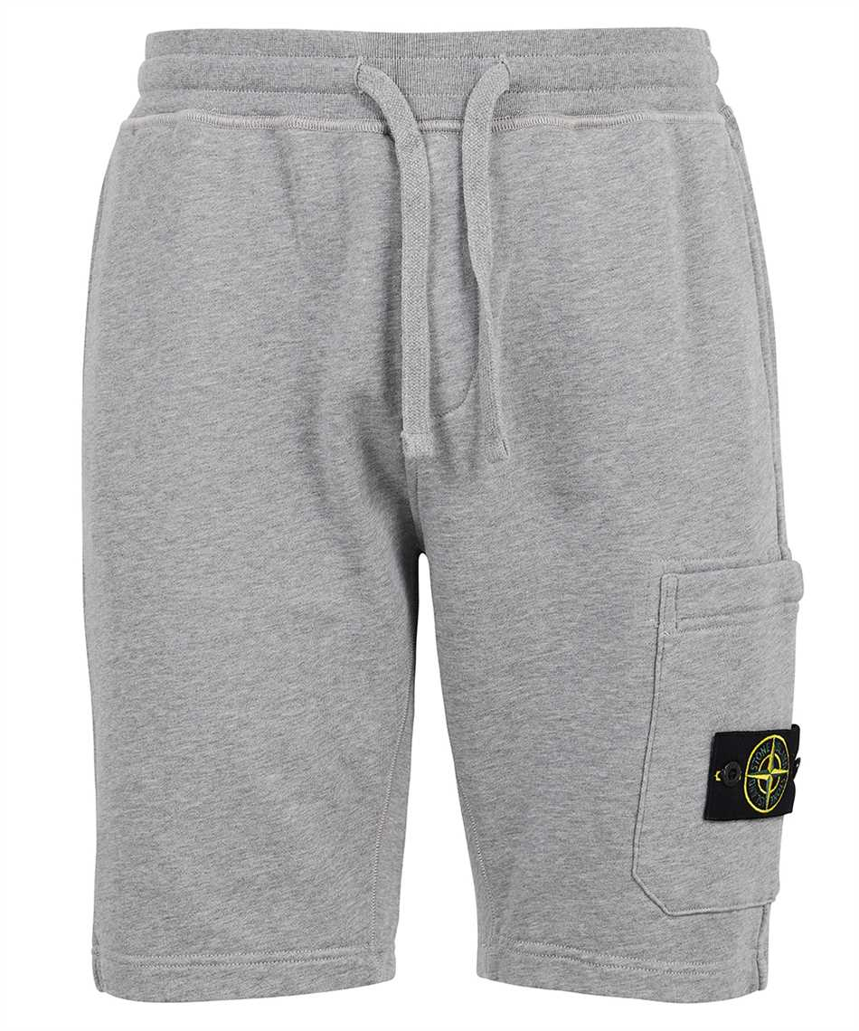 Stone Island 64651 FLEECE Shorts 1