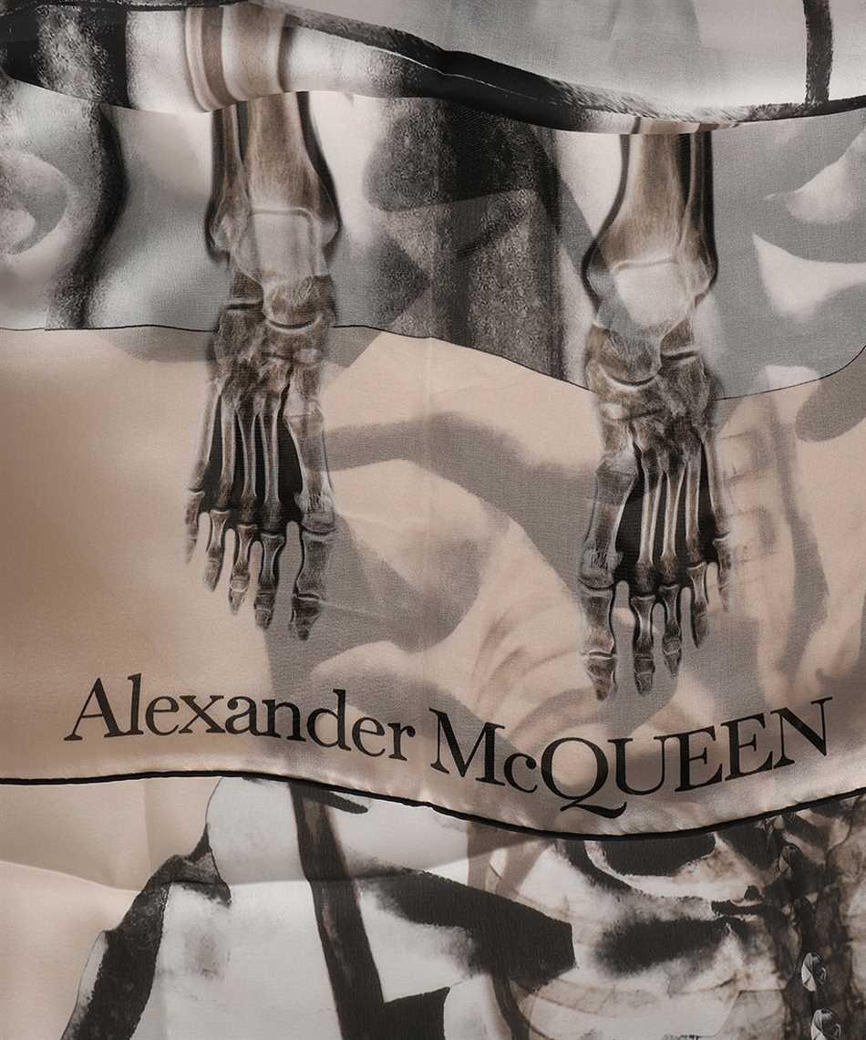 Alexander McQueen 658029 3011Q Scarf 2