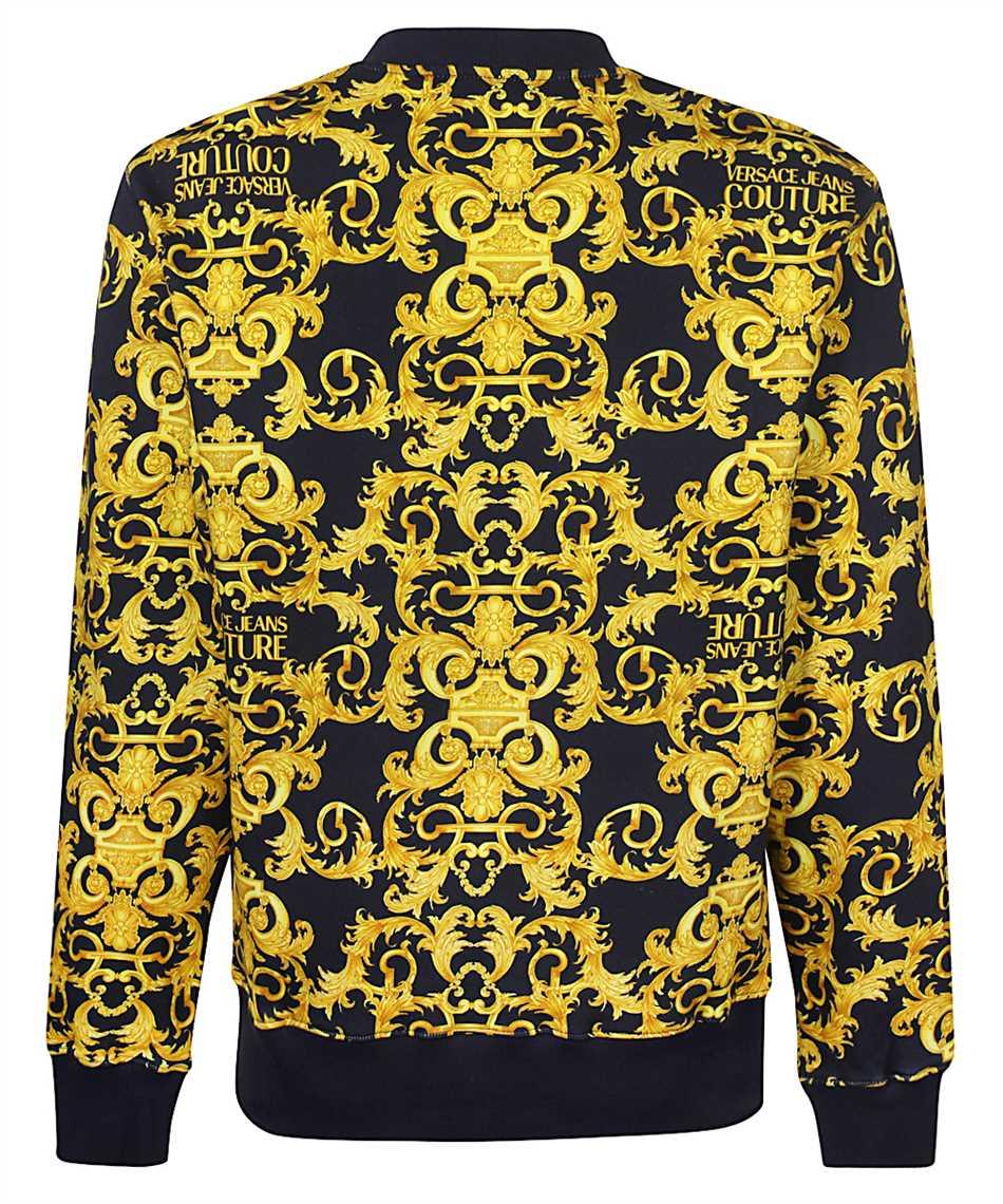 Versace Jeans Couture B7GWA7F2 S0156 LOGO BAROQUE Sweatshirt 2