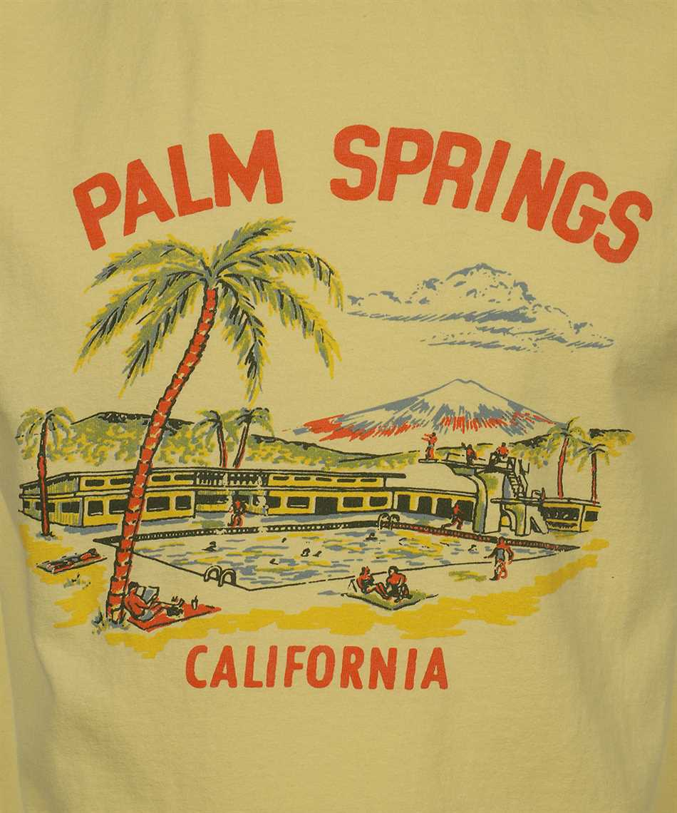 Gallery Dept. GD PST 1045 PALM SPRINGS T-shirt 3