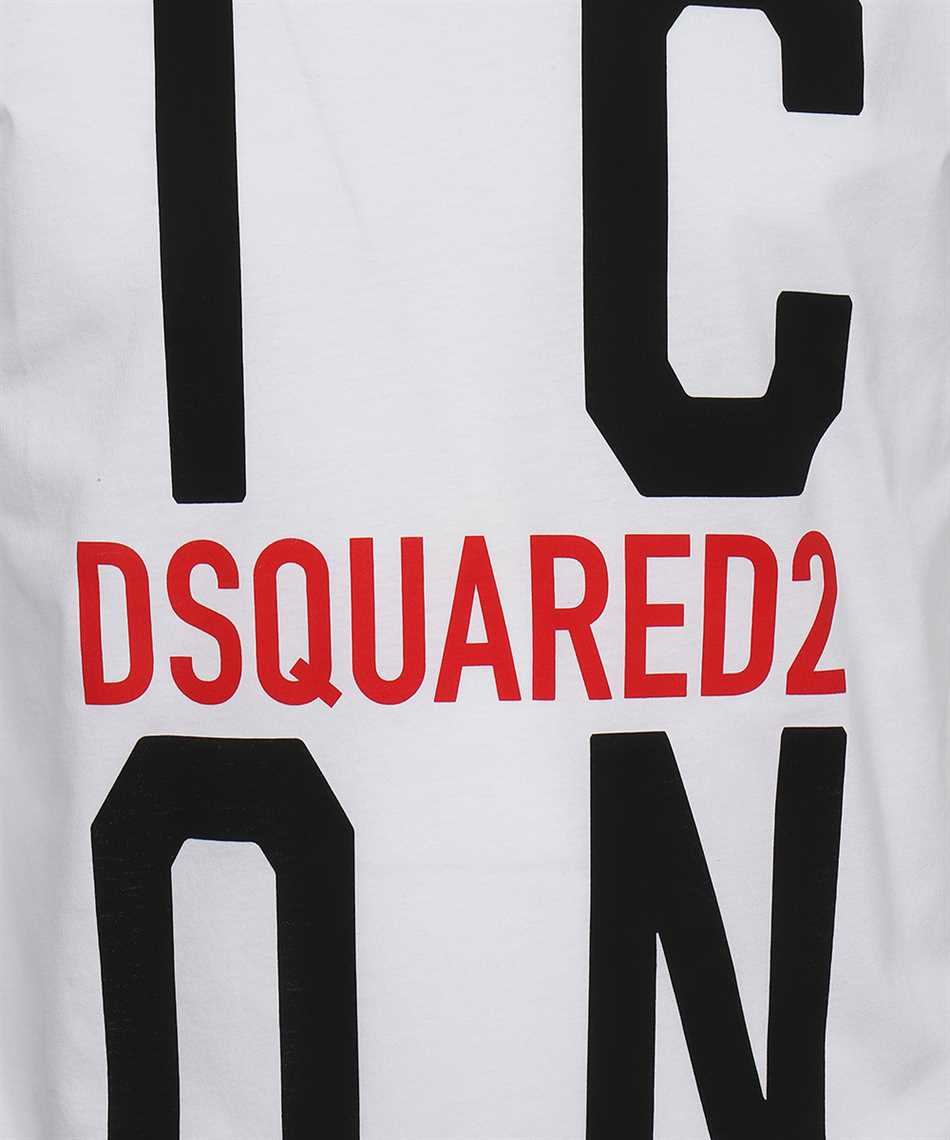 Dsquared2 S79GC0021 S23009 ICON T-shirt 3
