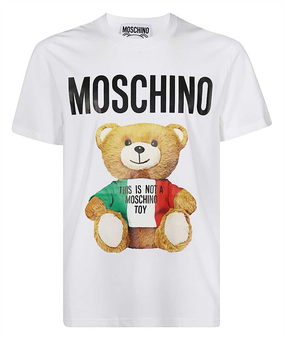 Moschino V0720 2040 ITALIAN TEDDY BEAR T-Shirt 1