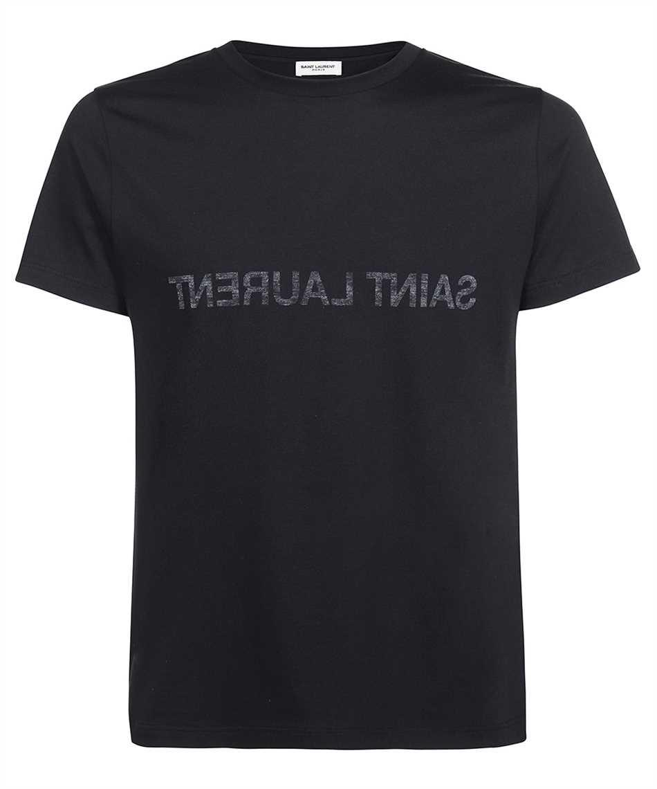 Saint Laurent 663278 Y36HE REVERSE T-shirt 1