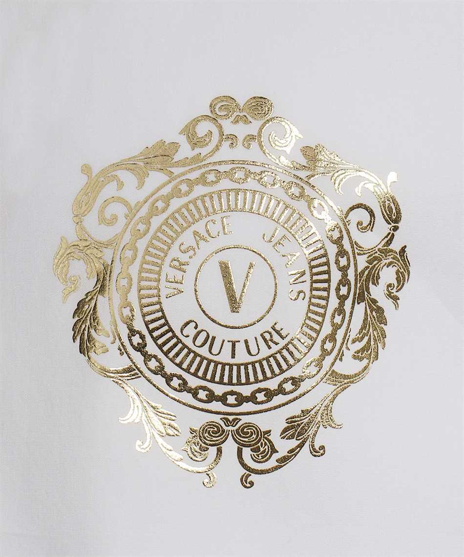 Versace Jeans Couture B1GWA6S5 30421 SLIM LOGO CIRCLE Camicia 3