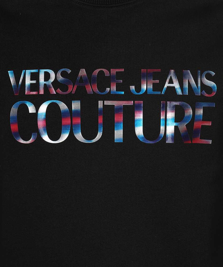 Versace Jeans Couture B7GWA7GE 30438 LOGO REFLECTIVE Sweatshirt 3