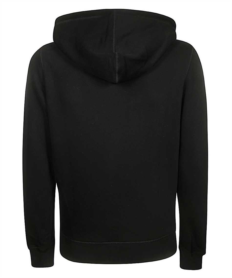 Dsquared2 D9MK02660 ISA01 Kapuzen-Sweatshirt 2