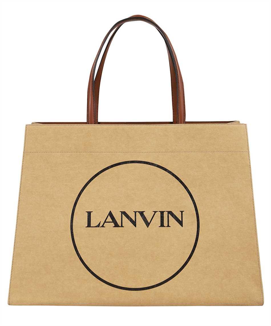 Lanvin LW BGTK02 KRLA A21 KRAFT TOTE Tasche 2