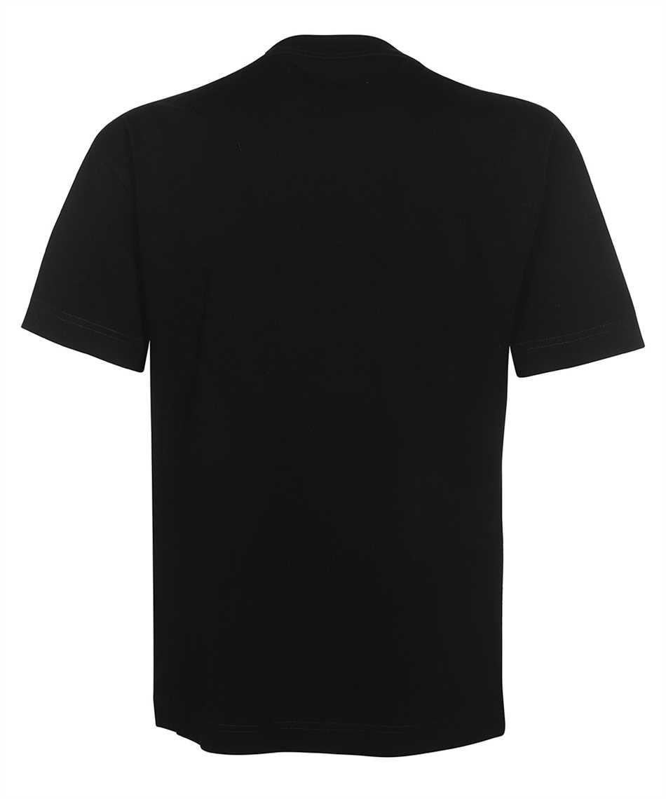 Palm Angels PMAA001F21JER013 ROCKSTAR T-Shirt 2