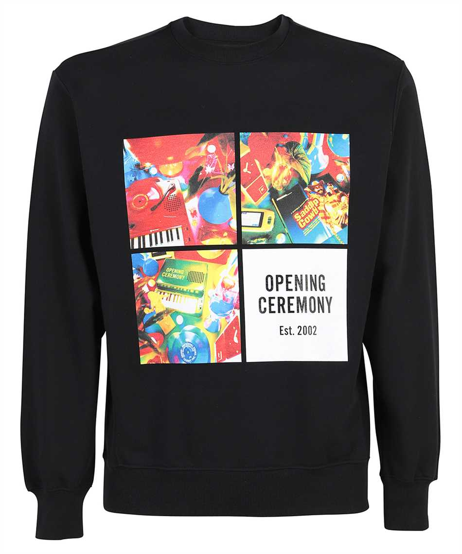 Opening Ceremony YMBA003S21FLE003 Knit 1