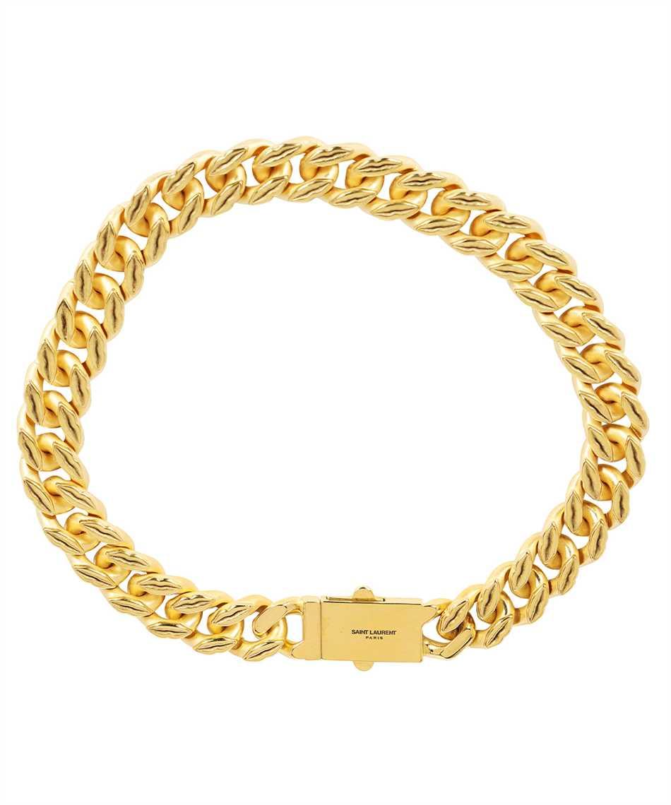 Saint Laurent 653346 Y1500 LIP LINKS CHAIN Halskette 1