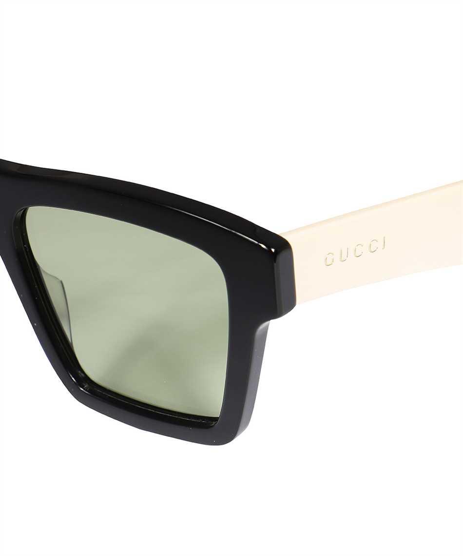Gucci 663749 J0740 SQUARE-FRAME Sunglasses 3