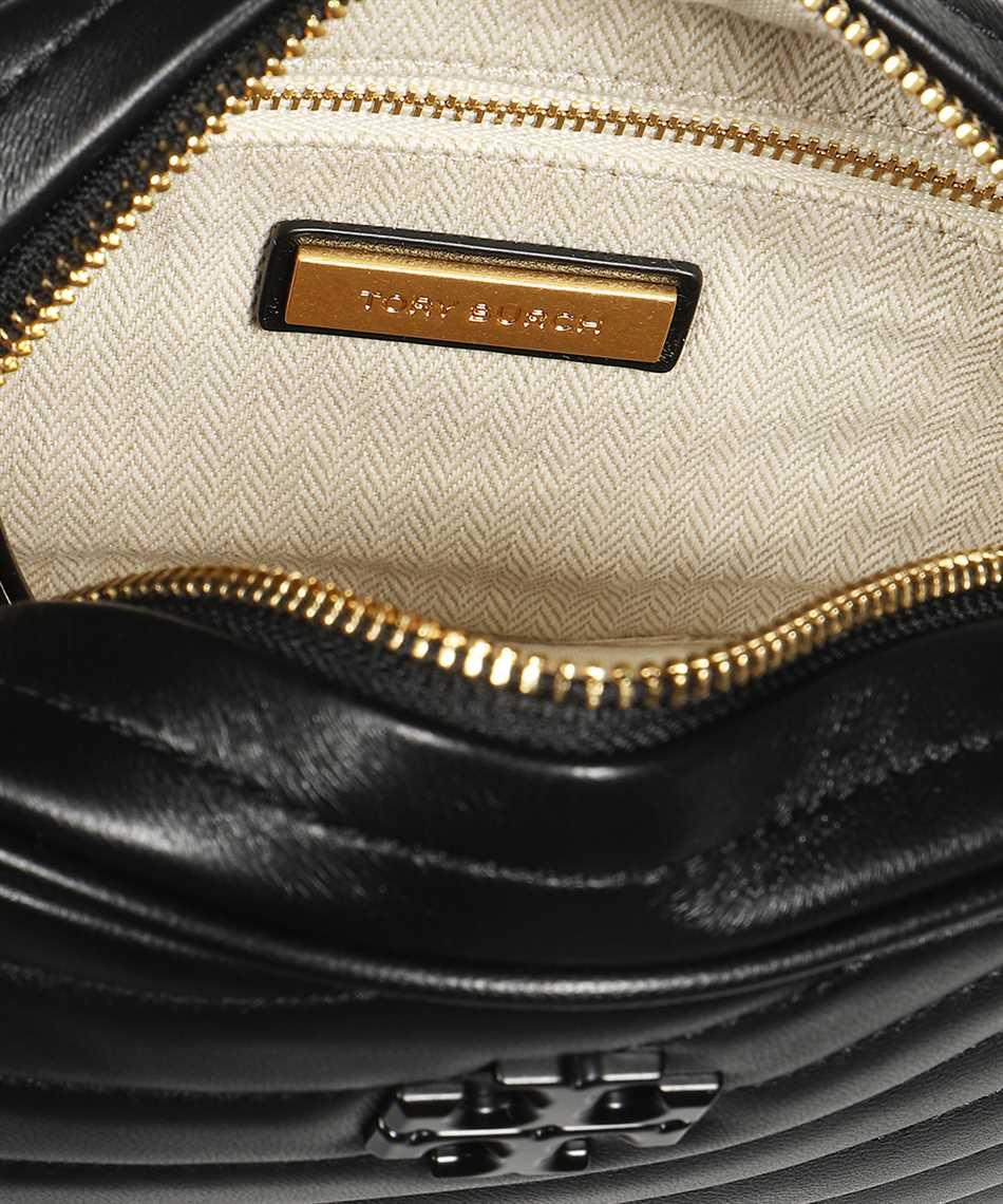 Tory Burch 82284 KIRA CHEVRON POWDER COATED SMALL Bag 3