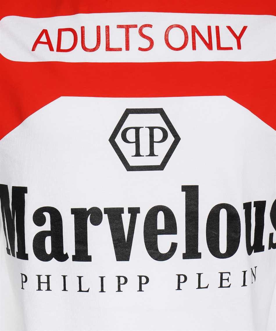 Philipp Plein AAAC UTK 0047 PJY002N PRINT MARVELOUS T-shirt 3