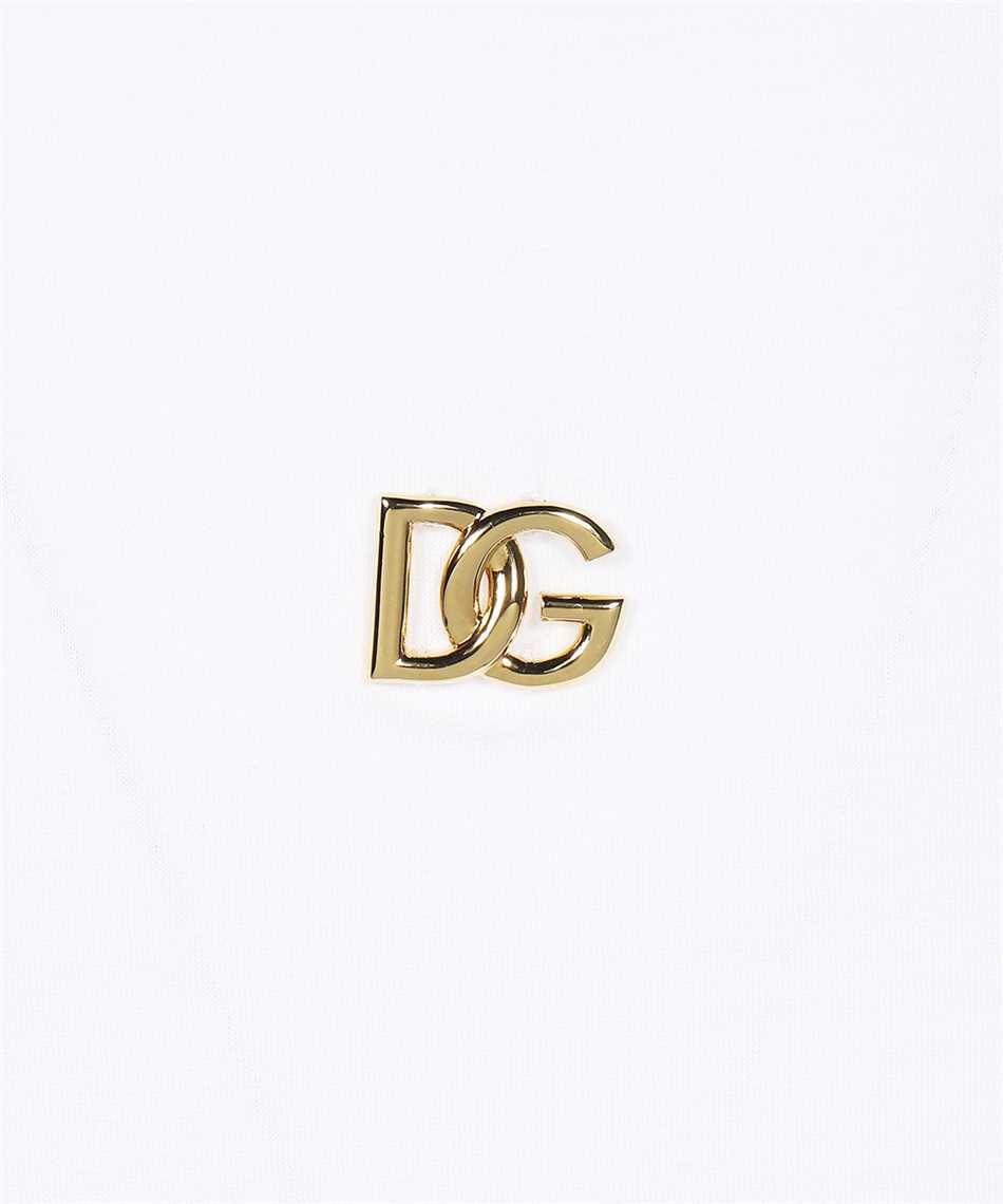 Dolce & Gabbana G8NC5Z G7A0W GOLD LOGO T-Shirt 3