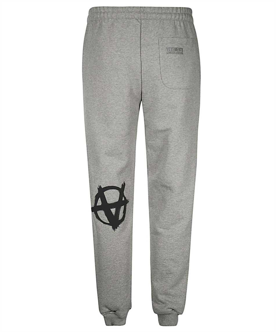 Vetements ME51PA820G ANARCHY GOTHIC LOGO Hose 2