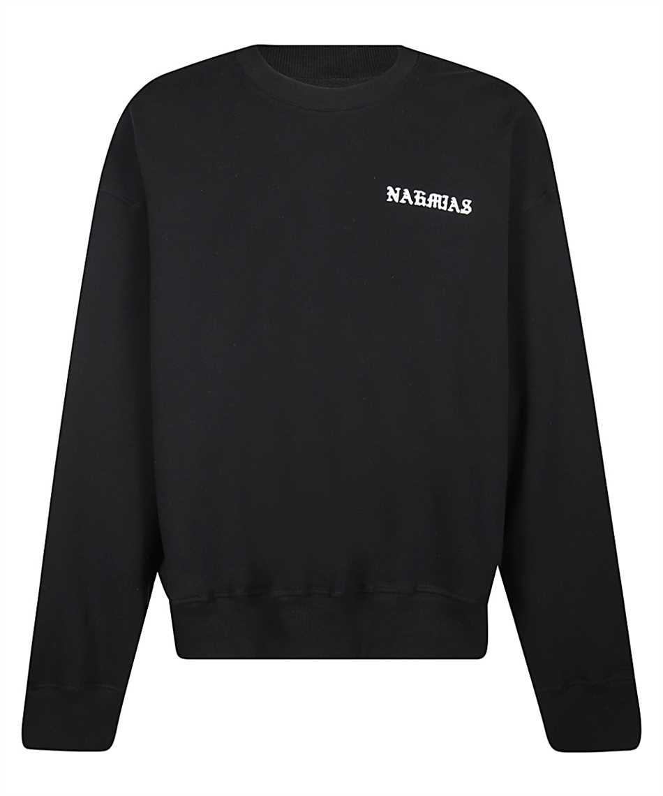 Nahmias NAHMIAS LOGO CREWNECK Sweatshirt 1